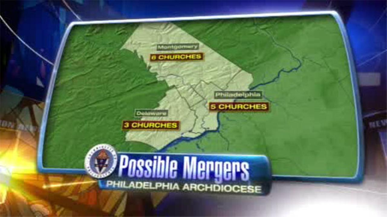 Philadelphia Archdiocese announces more parish mergers possible