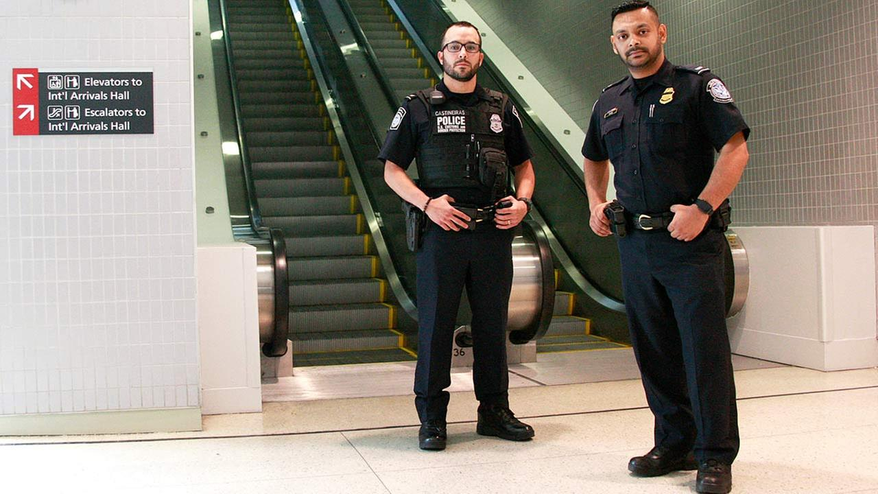 CBP officers resuscitate unresponsive woman at PHL