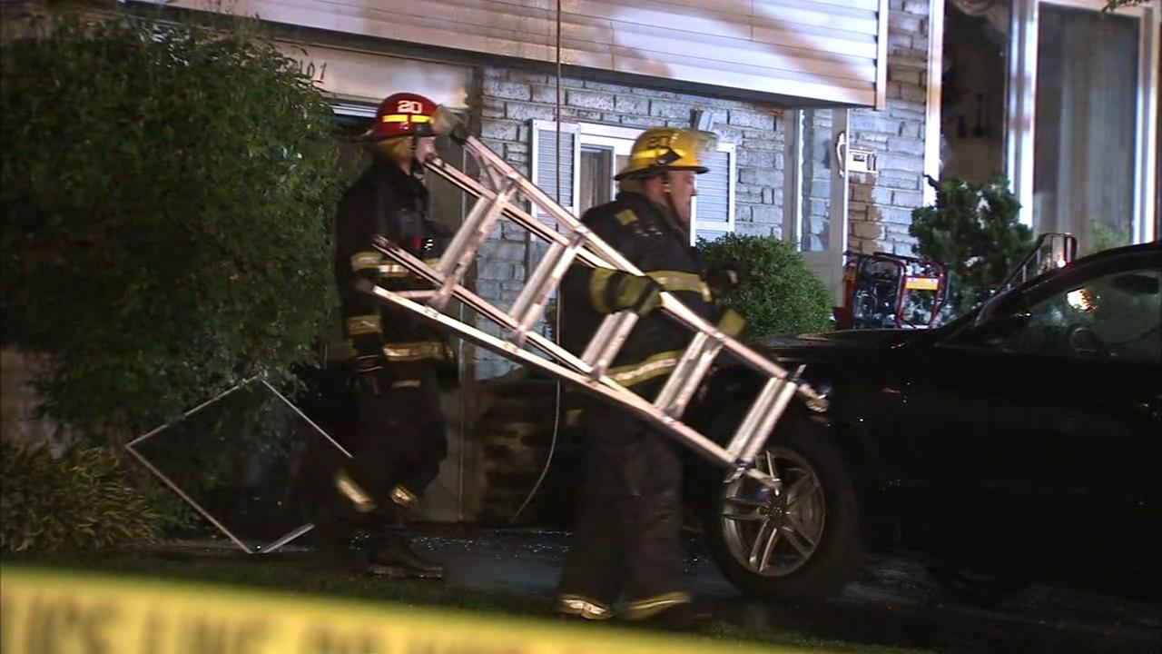 Upper Darby officers hailed as heroes after fire rescue