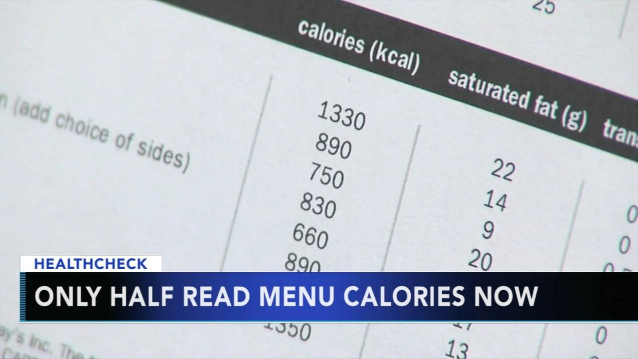 Will calorie counts on menus make a difference in your diet?