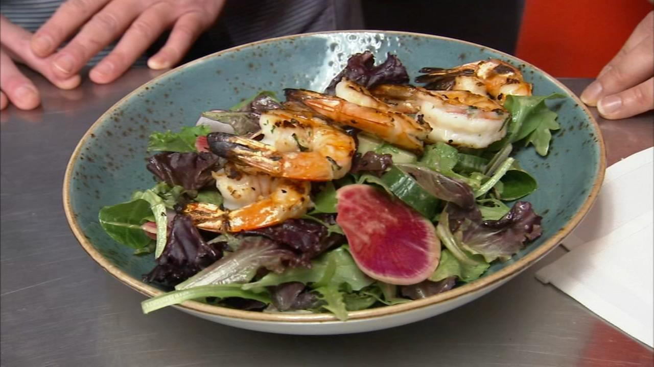 6 Minute Meal and Deal: Red Owl Taverns Spring Salad