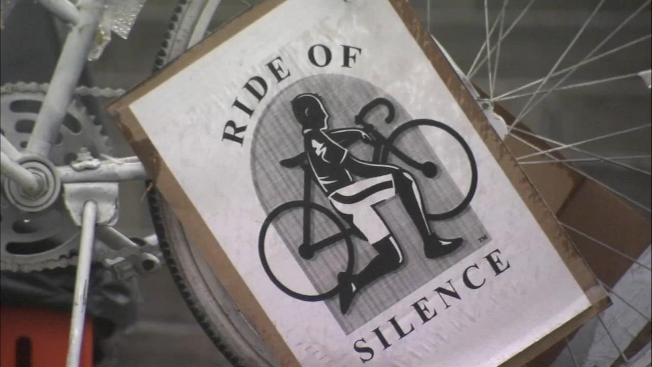 Ride of Silence makes its way through Center City