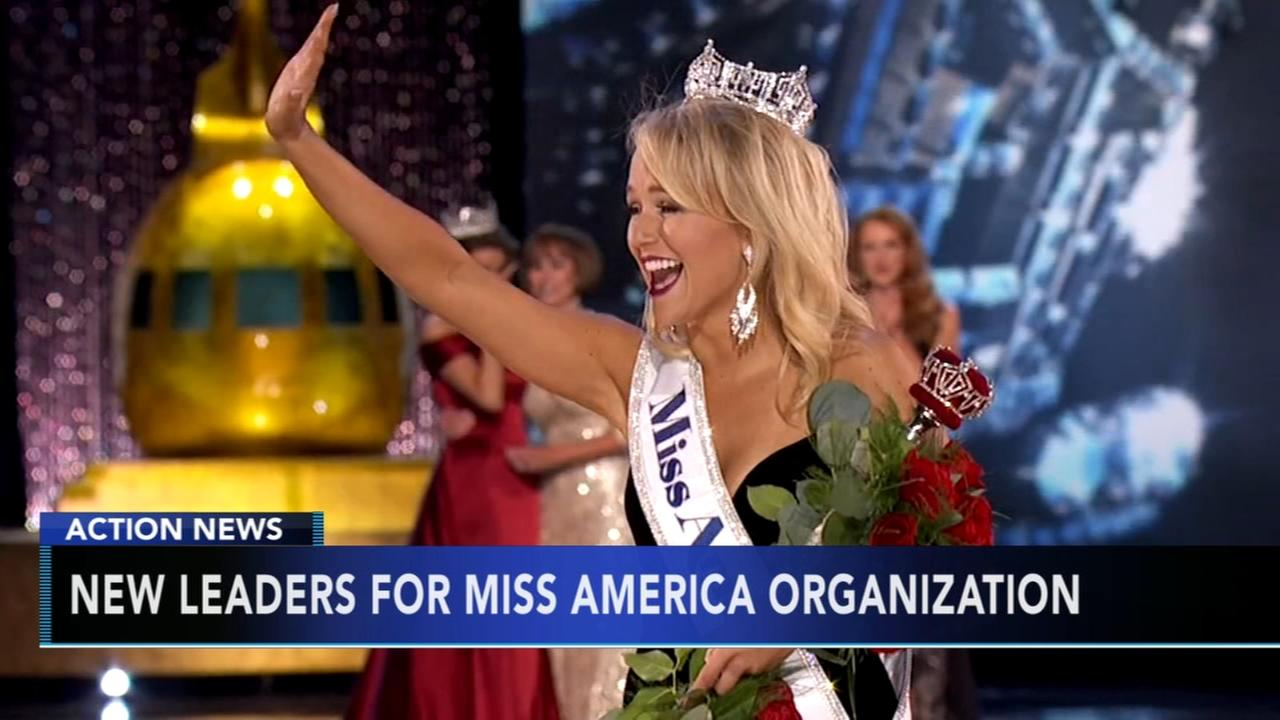 Miss America Org appoints women for leadership spots