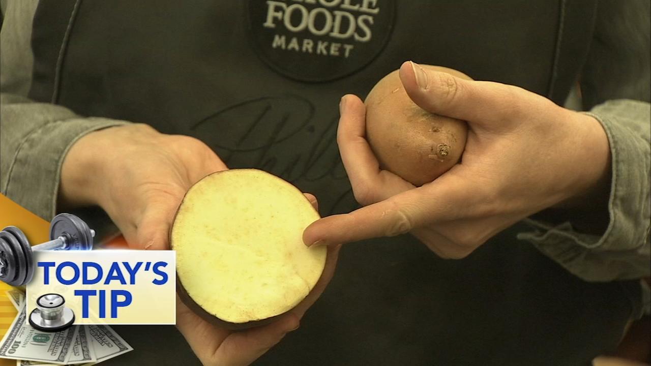 Japanese Sweet Potatoes - Todays Produce Tip