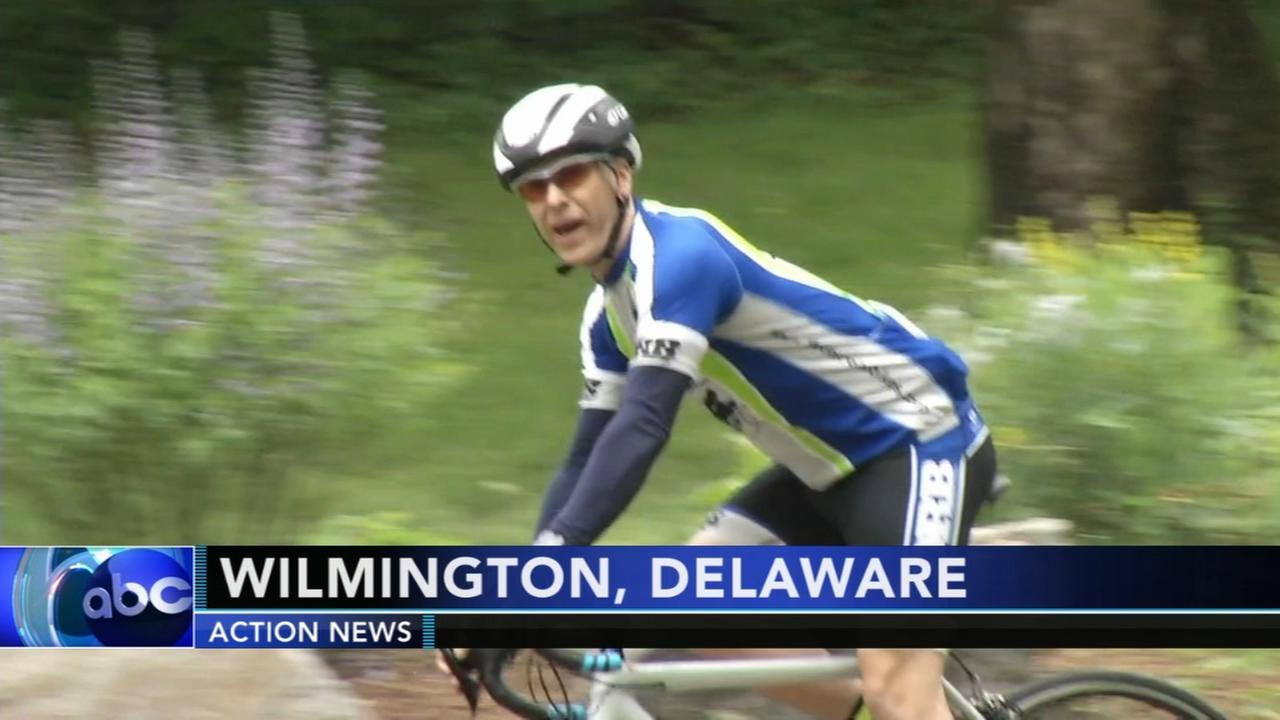 Veteran participates in Wilmington Grand Prix despite being told he may never walk again