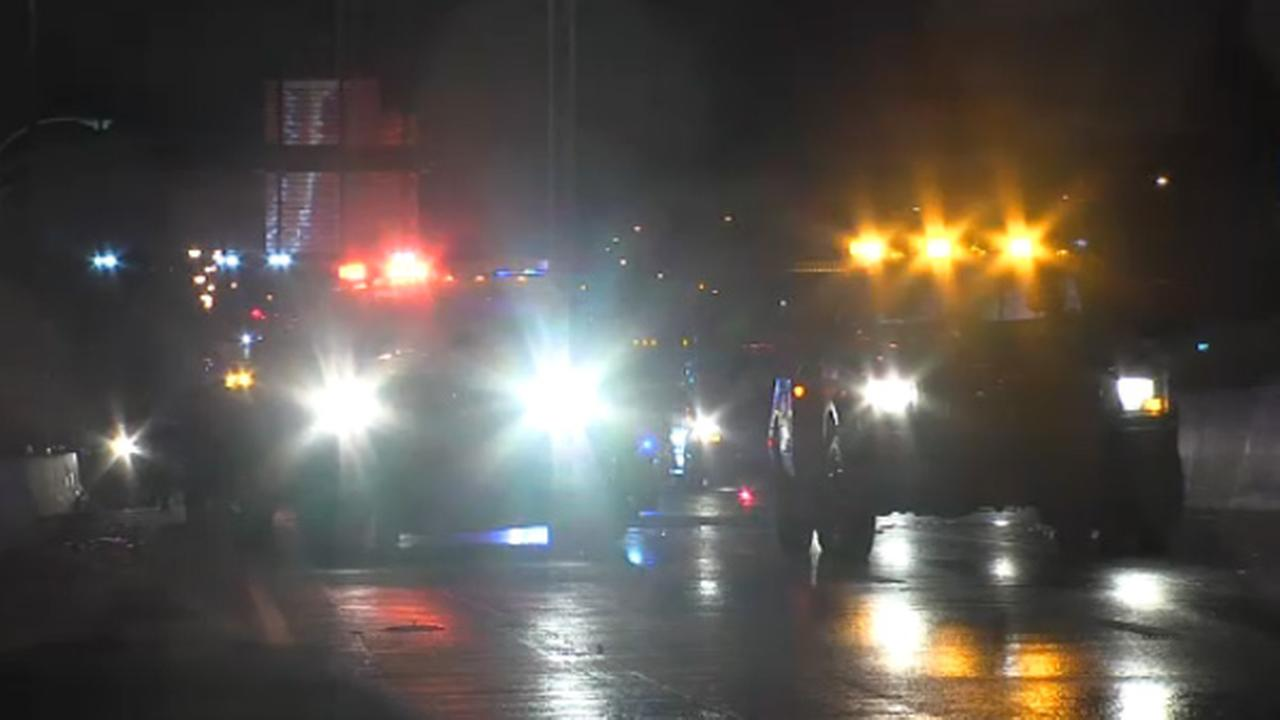 3 injured after overnight crash on I-95