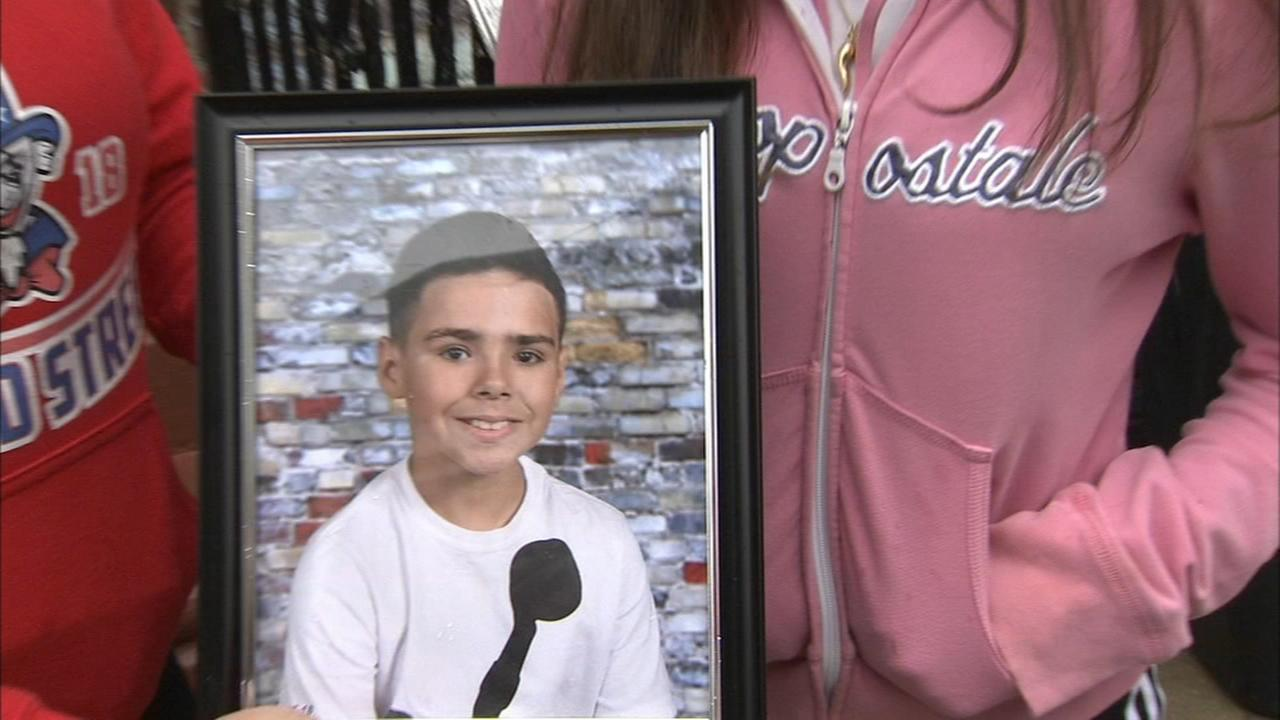 Family of boy, 10, killed in hit-and-run speaks