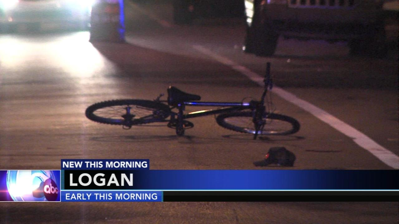21-year-old shot and killed on bike