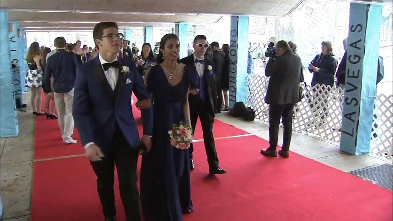 Pennsbury students party at Best Prom in America