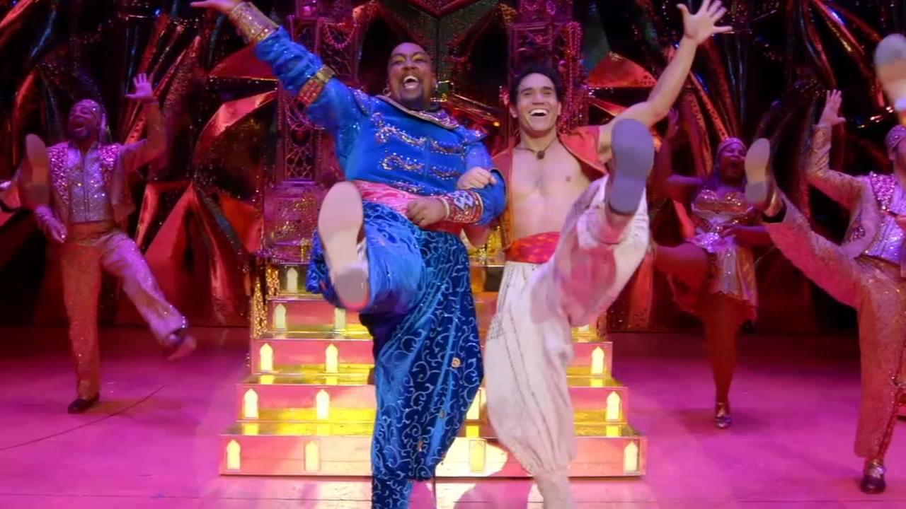 Disneys Aladdin is coming to the Academy of Music
