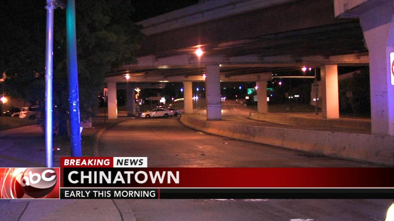 Man falls from I-95 ramp