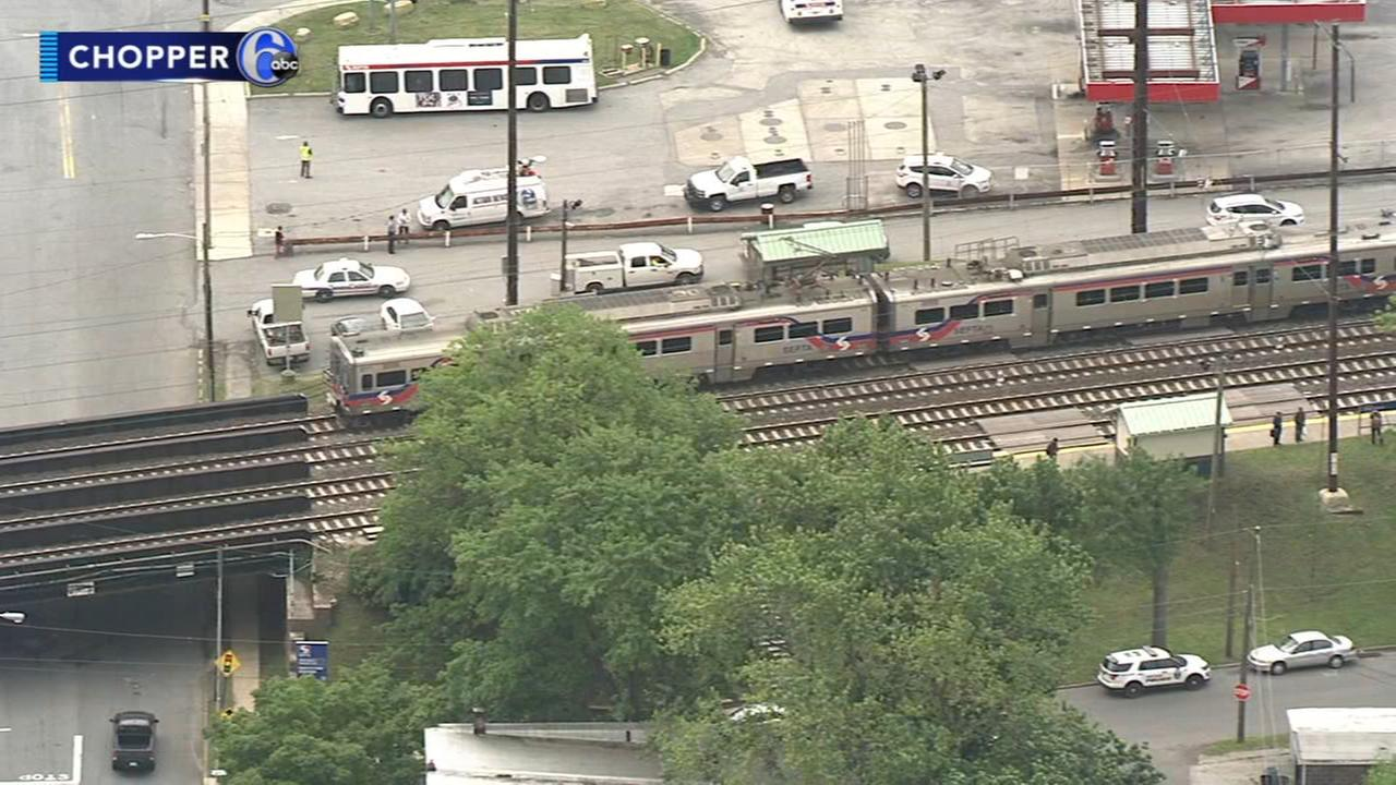 Man struck and killed by train
