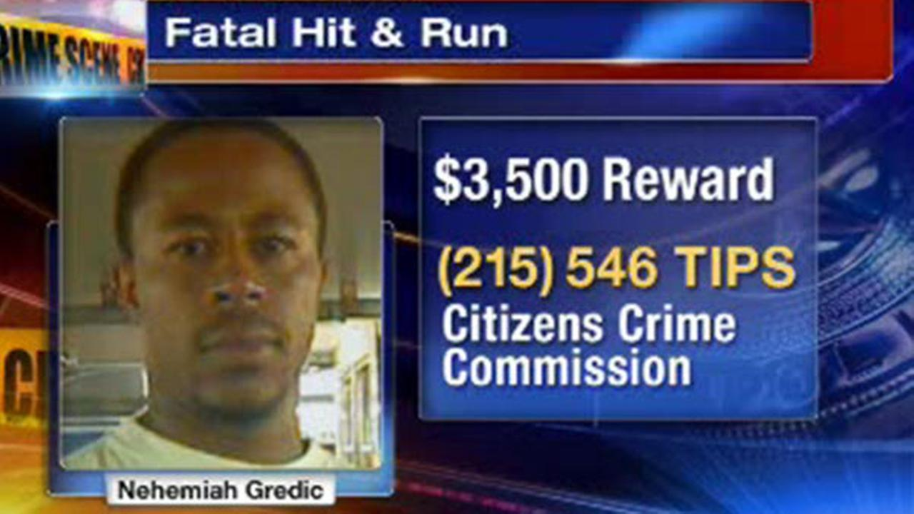 Crime Fighters: Reward offered in fatal Southwest Philadelphia hit-and-run