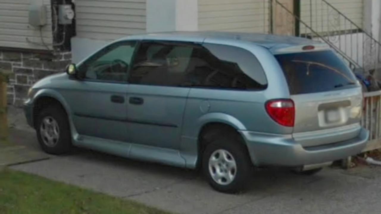 Wheelchair van stolen from driveway