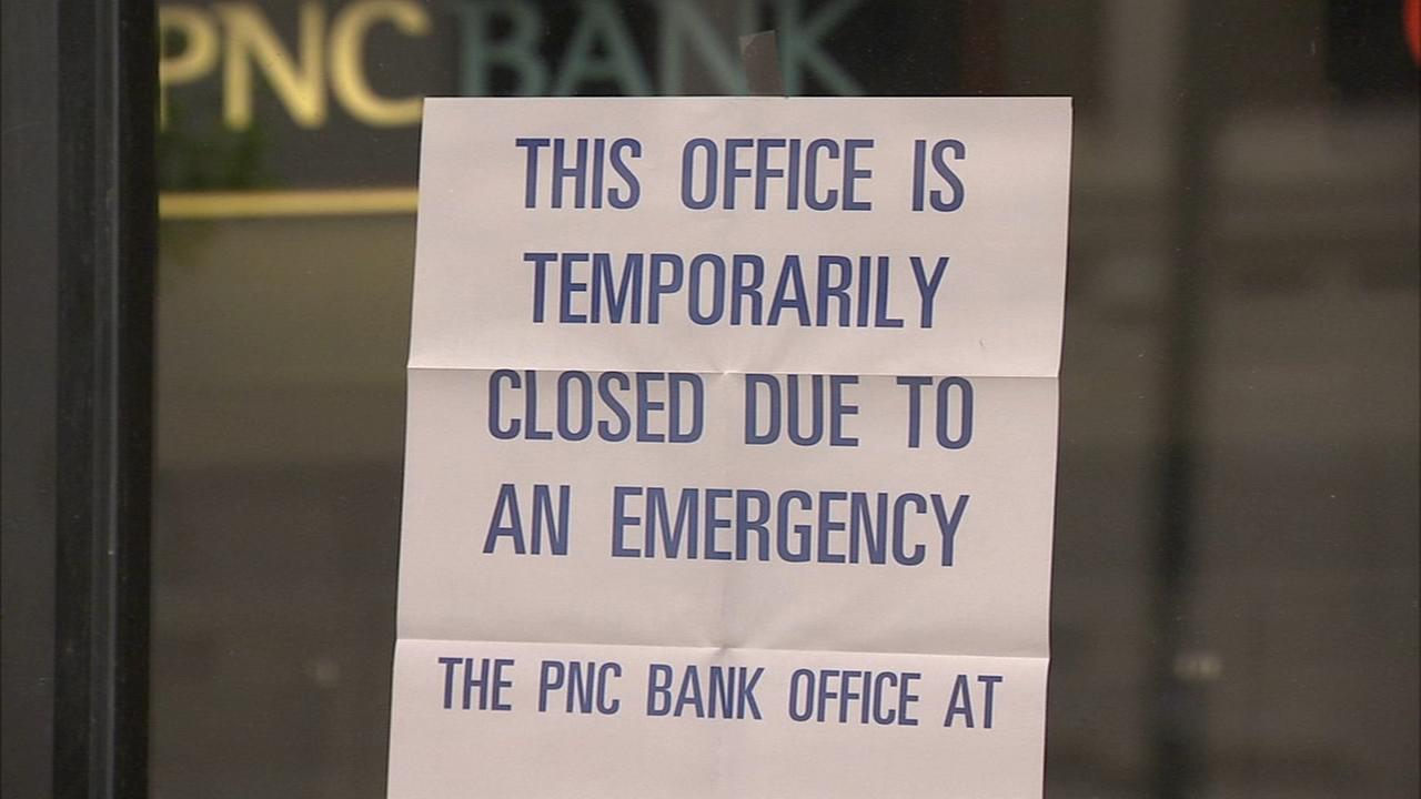 PNC Bank robbed in Unversity City