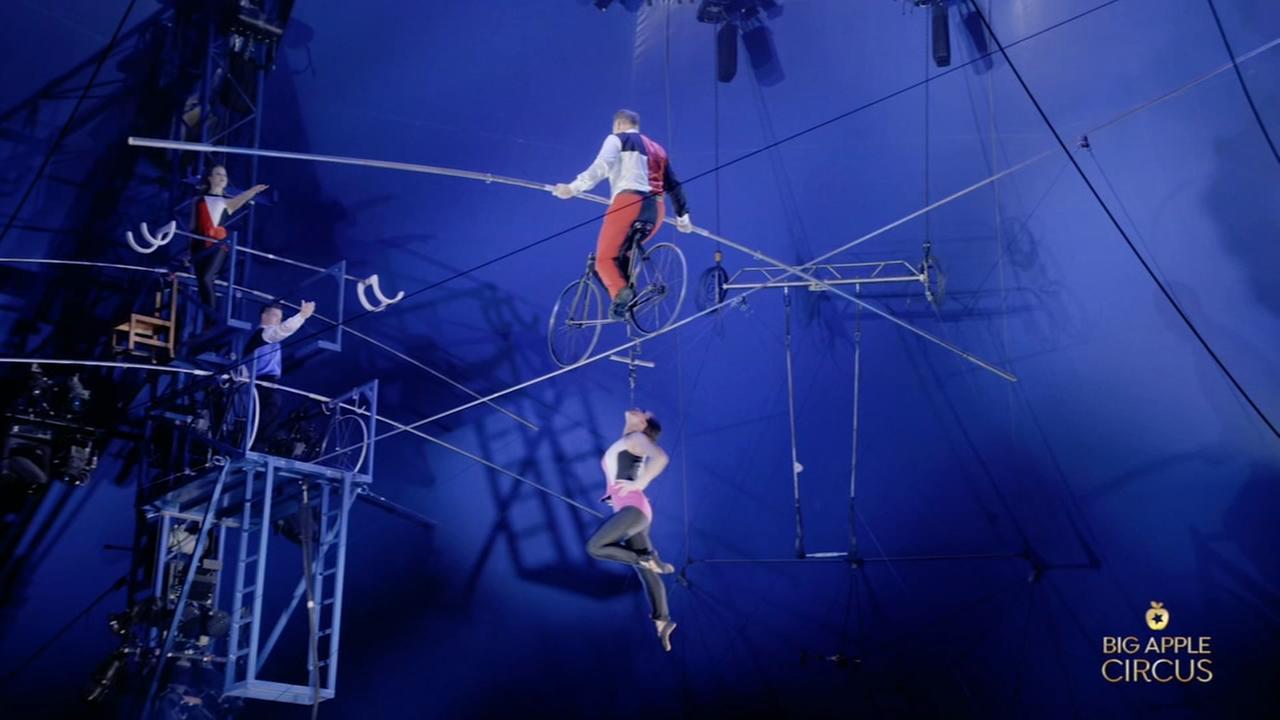Big Apple Circus in Northeast Philadelphia until June 24