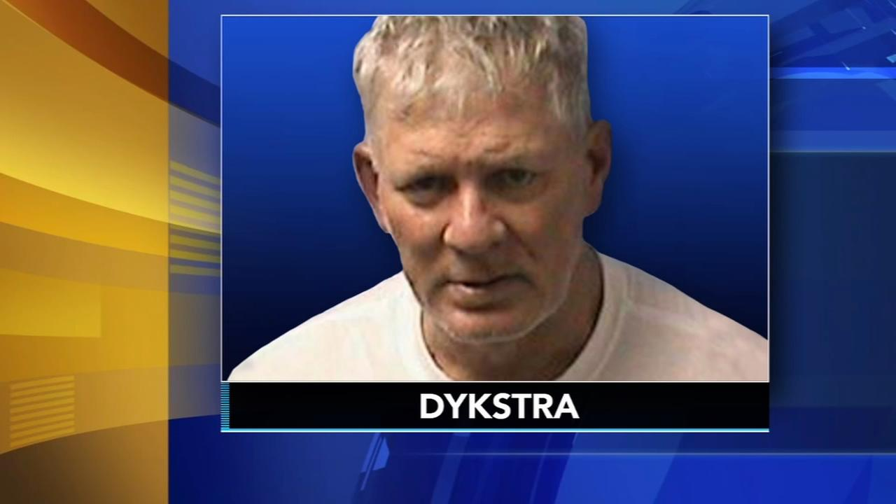 Former Phillie Lenny Dykstra arrested