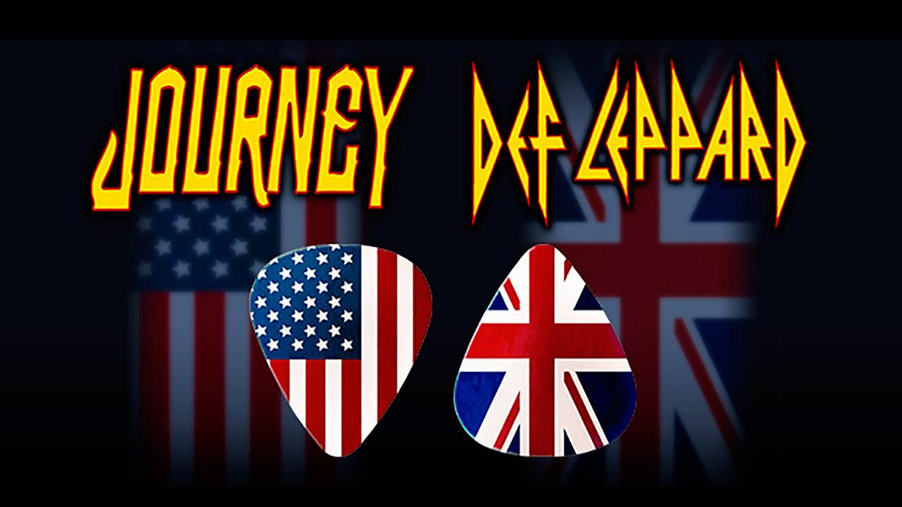 Live Nation - Def Leppard and Journey Ticket Sweepstakes rules