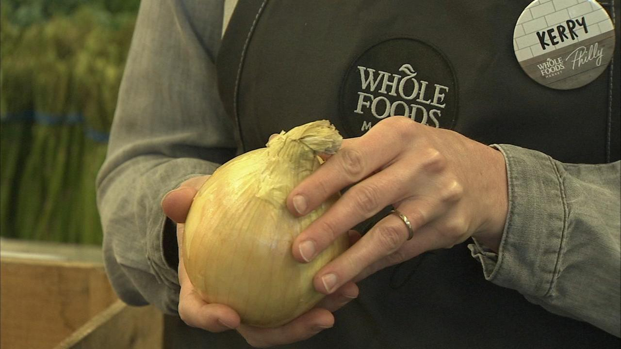 Sweet Onions - Todays Produce Tip