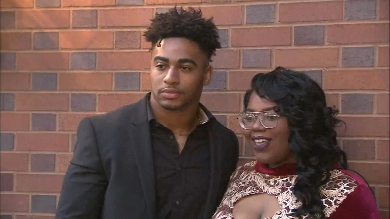 Big prom night for Philly high school senior