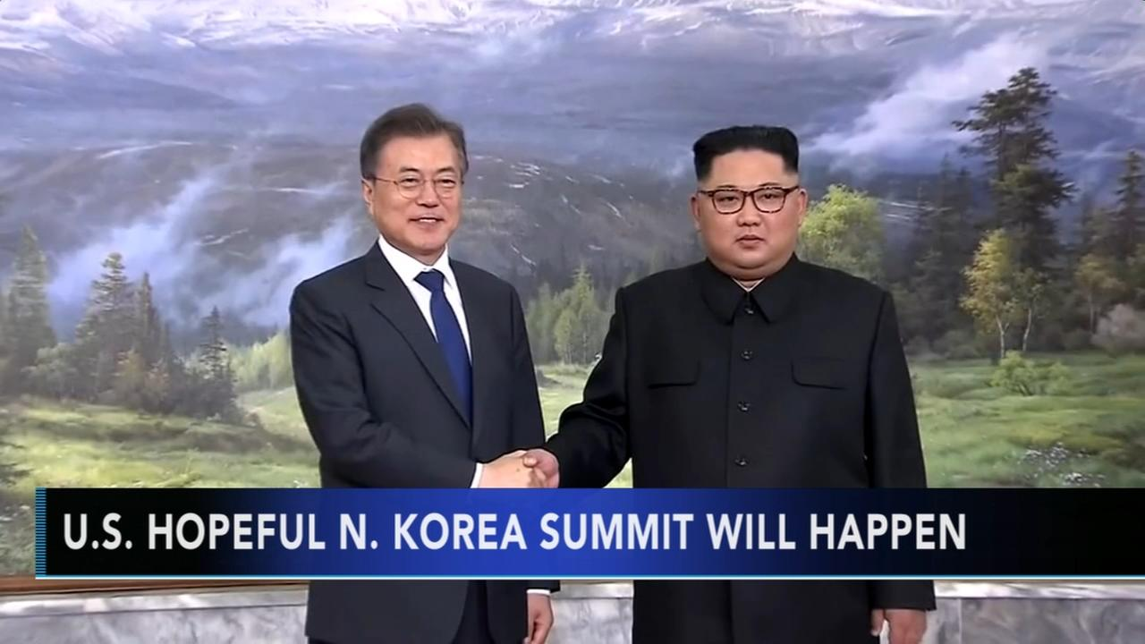With US talks in limbo, Korean leaders hold surprise summit