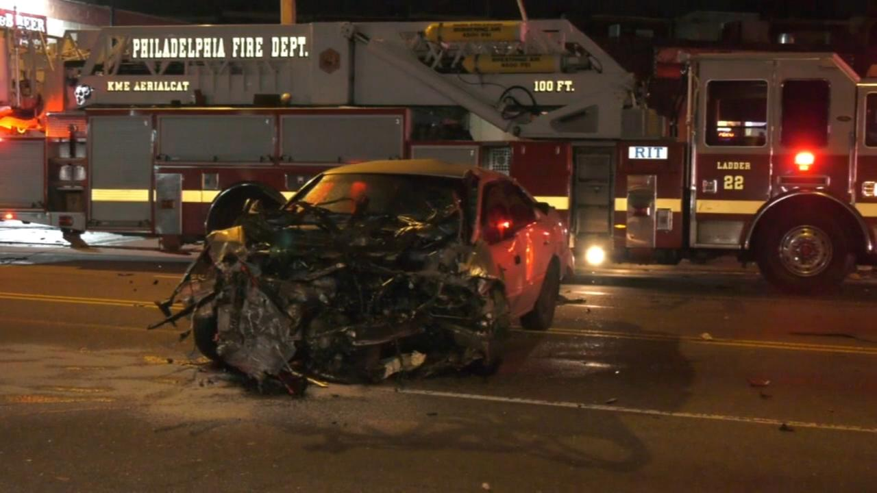 Three killed, another critical in fiery crash in Feltonville