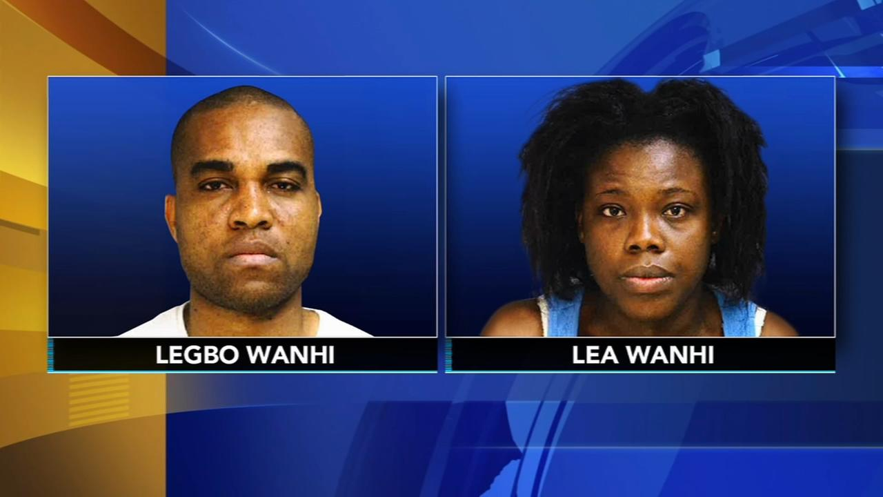 Parents charged after boy, 3, falls out window