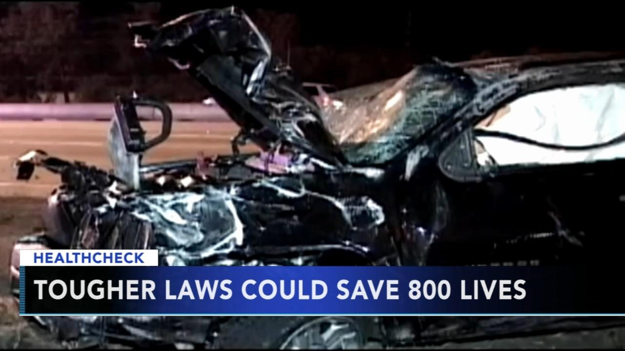 New study shows tougher alcohol laws save lives on the road