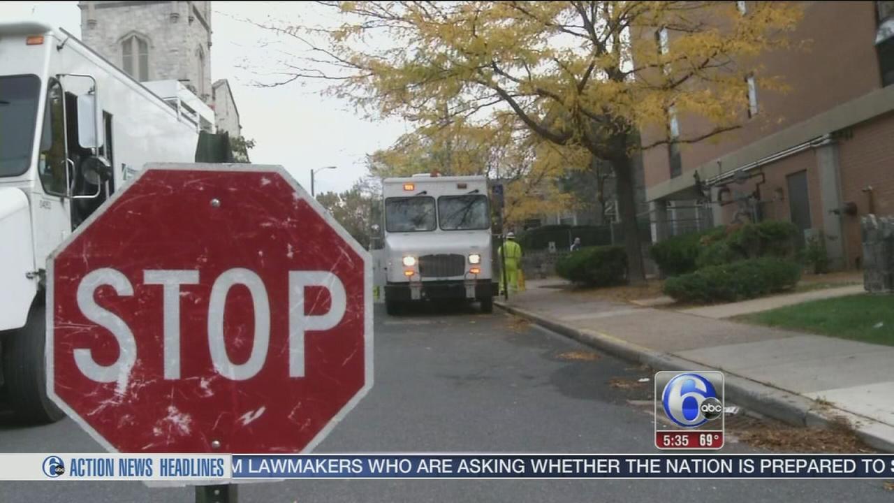 VIDEO: Evacuations in Wilmington