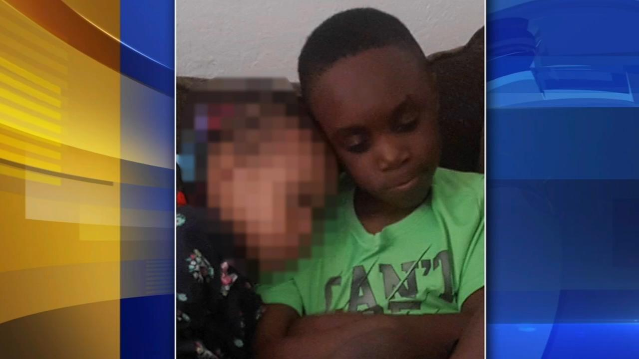 Parents say son left on school bus for hours