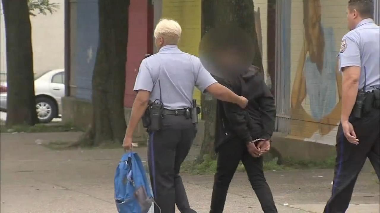 Gun scare at Philly public school; 3 students in custody