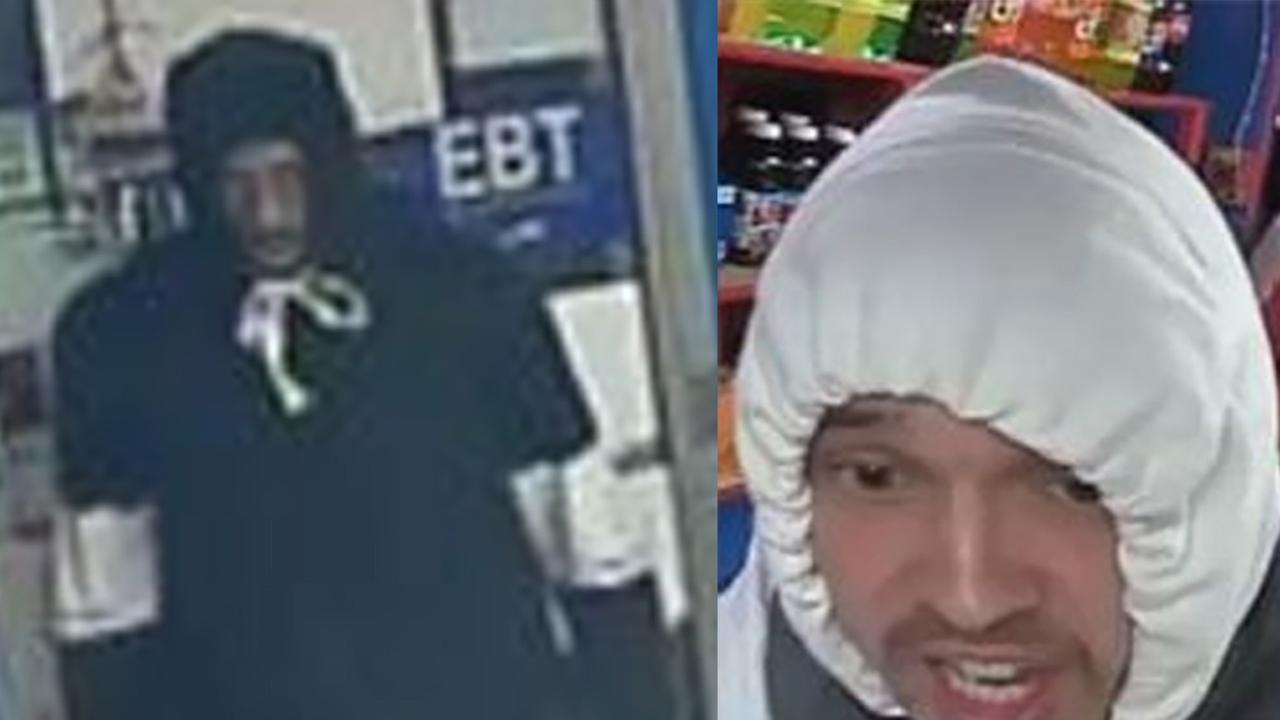 2 sought for knifepoint robbery of Crescentville market