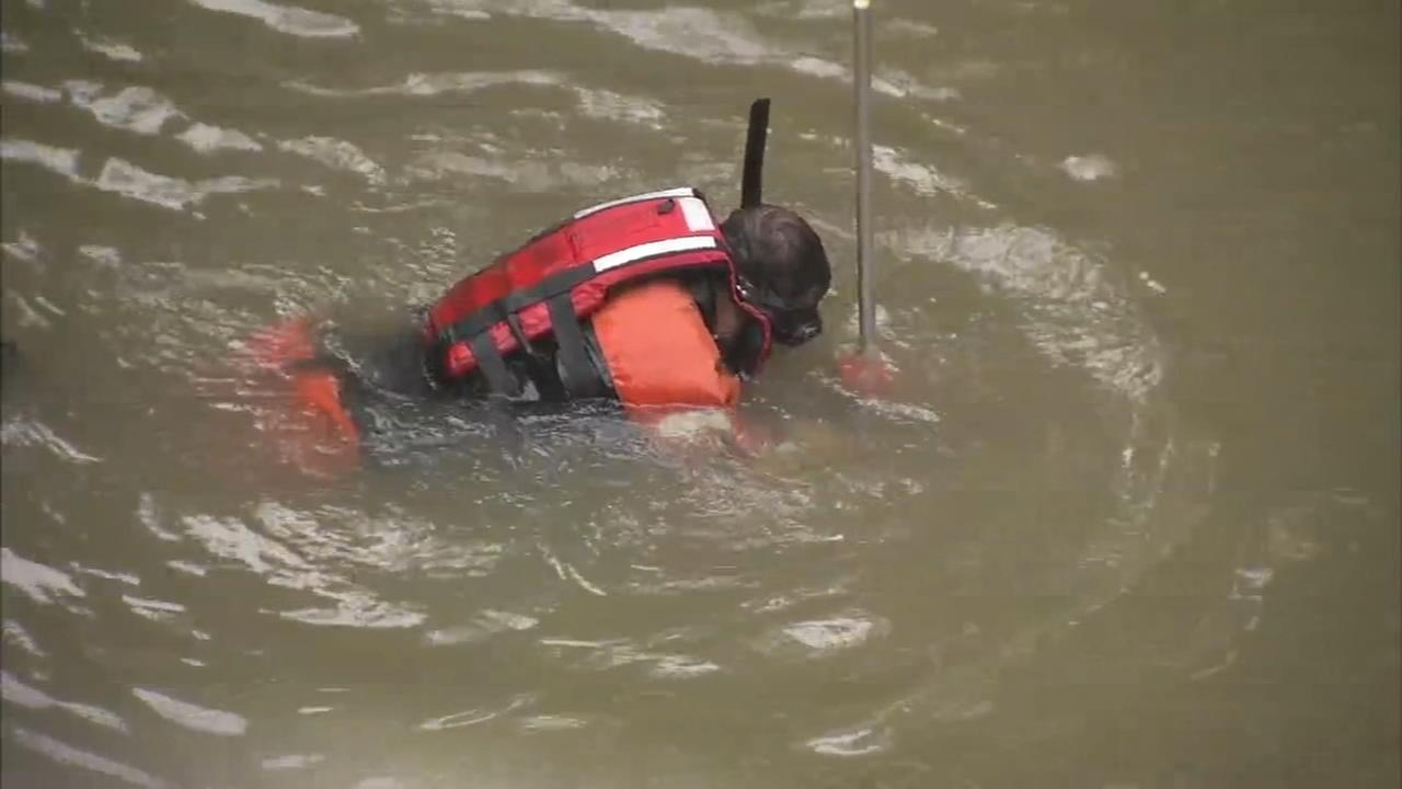 Recovery operation to continue at Pennypack Creek