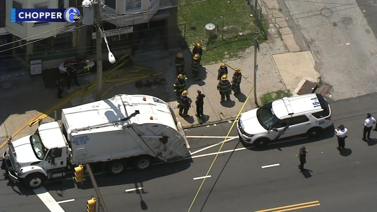 SWAT blocks off West Philadelphia street for investigation
