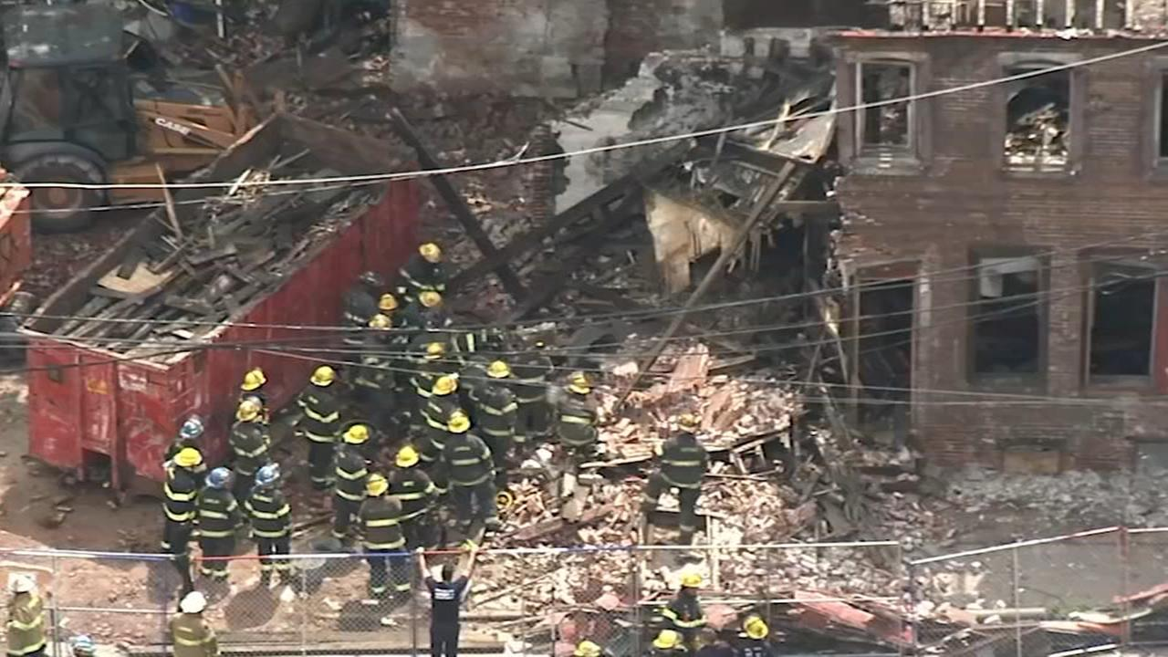 Investigation continues in deadly Brewerytown building collapse