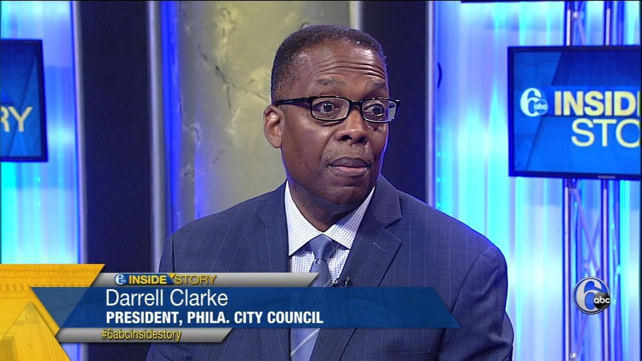 Inside Story (Pt. 1): Newsmaker Darrell Clarke