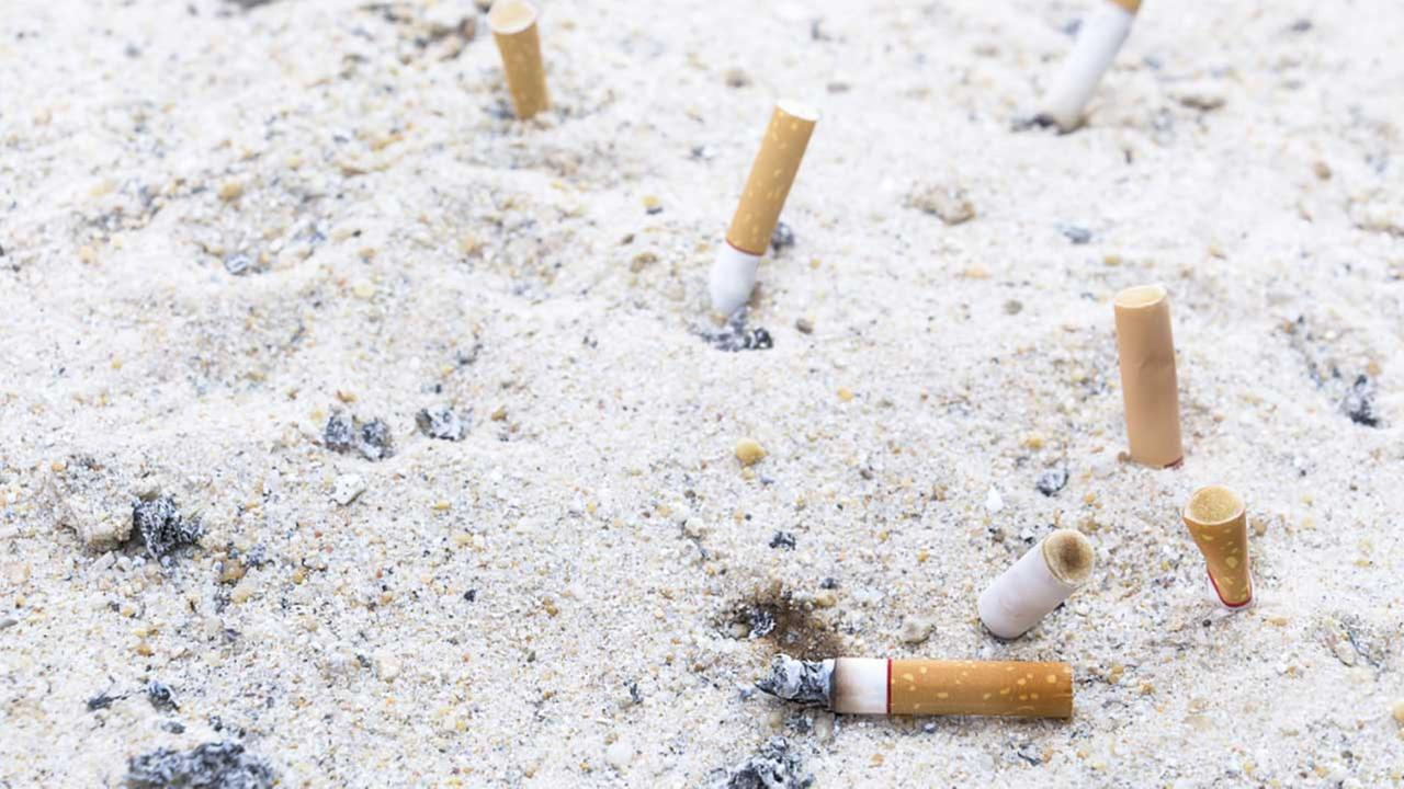 Poll: 75 percent oppose smoking and vaping on New Jersey beaches