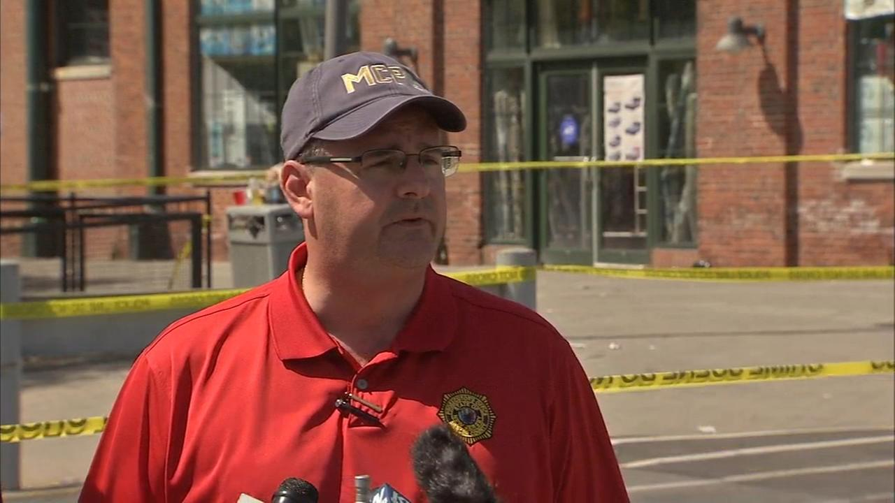 Mercer County Prosecutor gives update on Trenton arts festival shooting