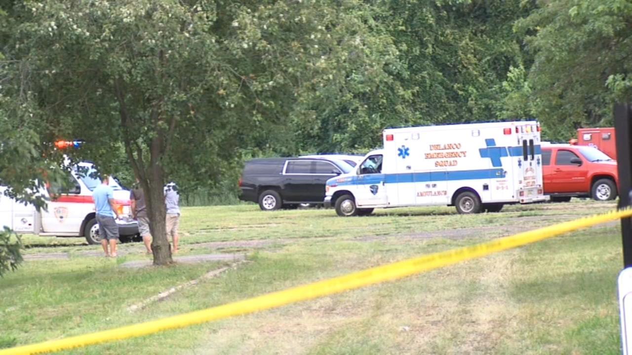 Rescue crews search Willingboro lake for missing man