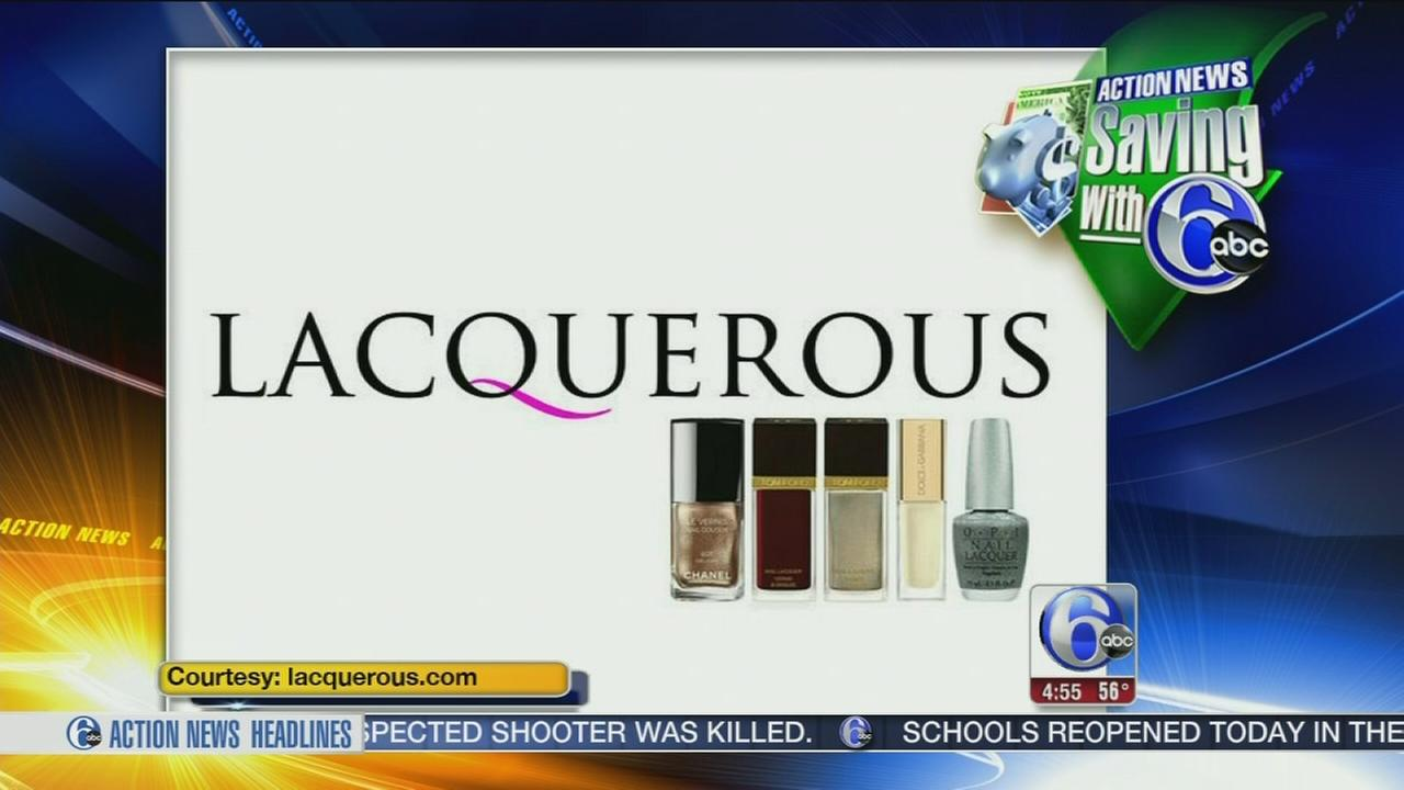 VIDEO: RENT your nail polish before you buy!