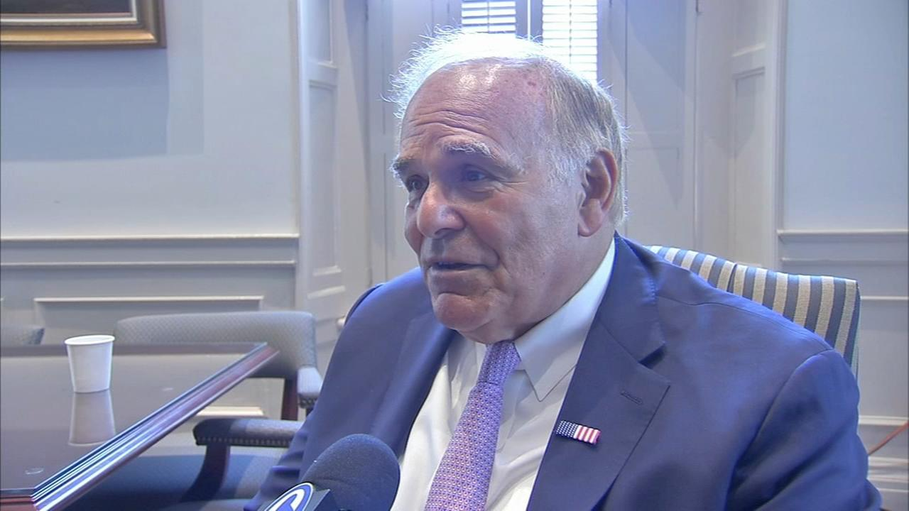 Ed Rendell discusses Parkinsons diagnosis