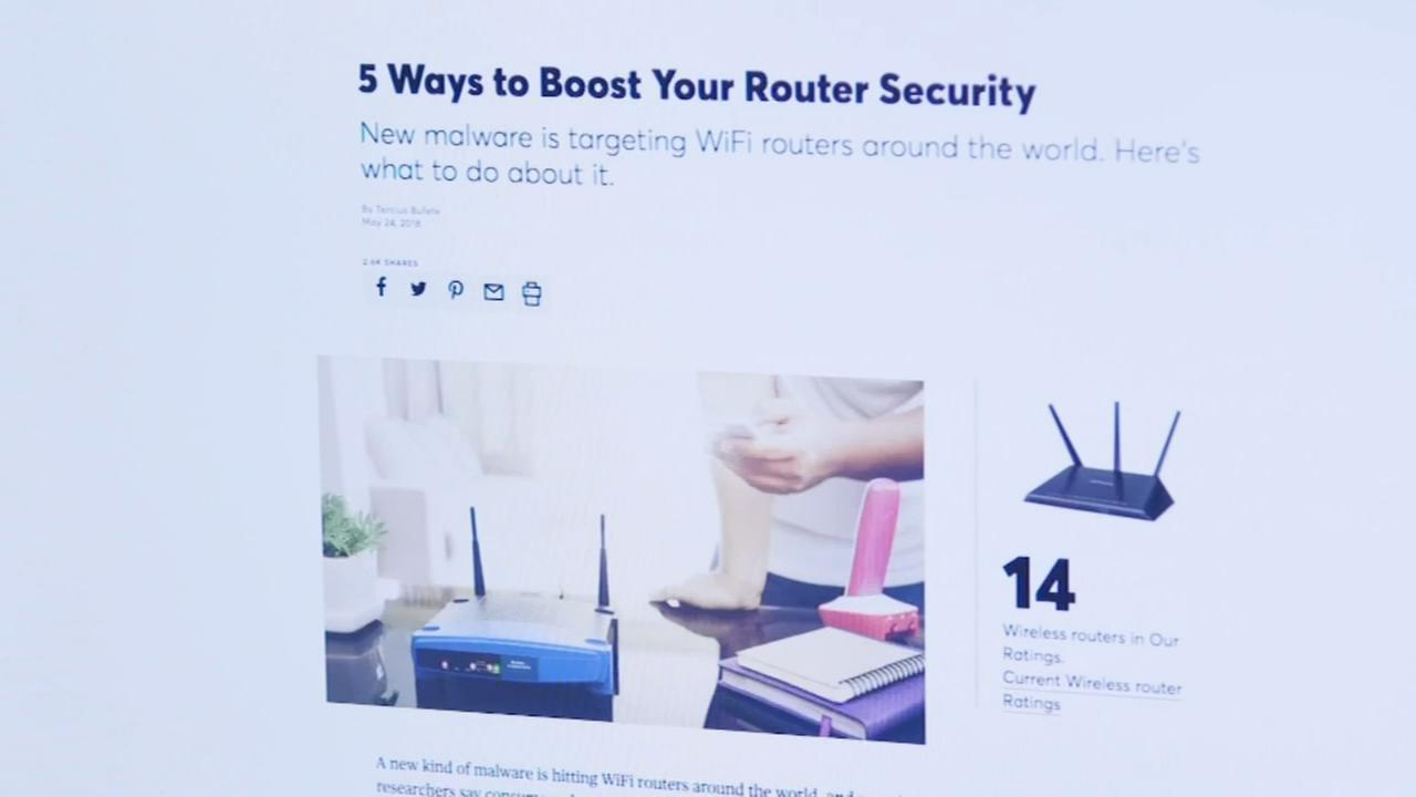 Consumer Reports: WiFi router safety and security