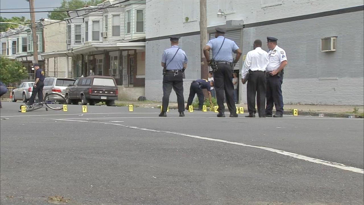 Teen killed woman injured in North Philadelphia shooting