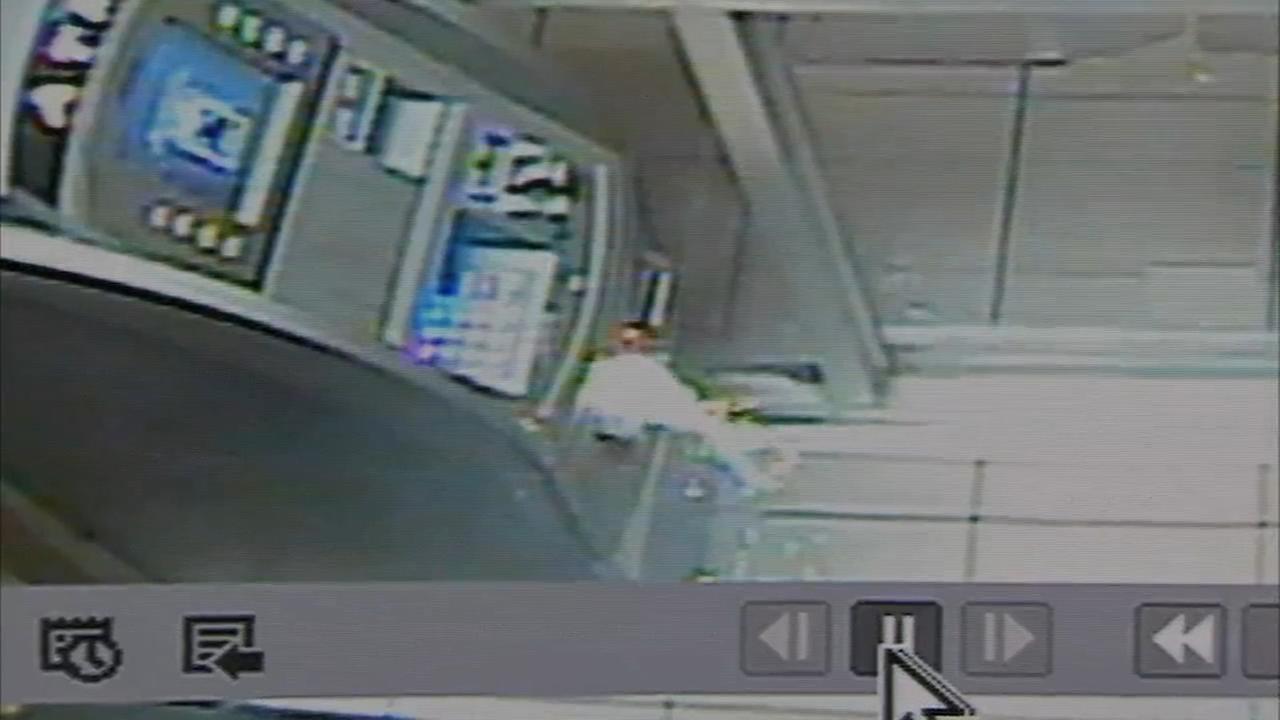 SURVEILLANCE VIDEO: ATM explosion