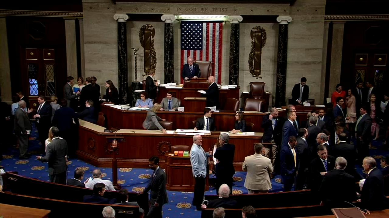 House rejects hard-right immigration bill, baring GOP divide
