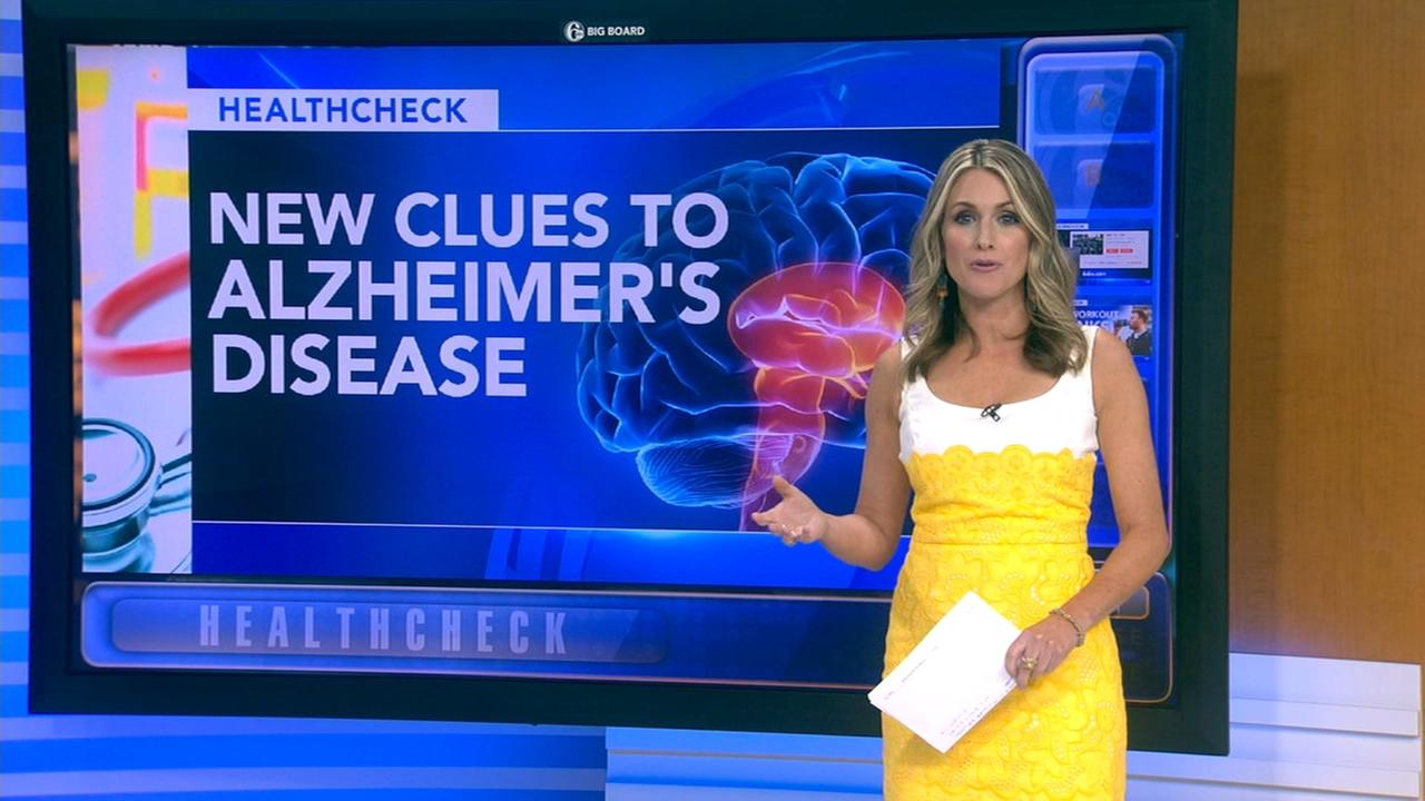 New clues to Alzheimers disease