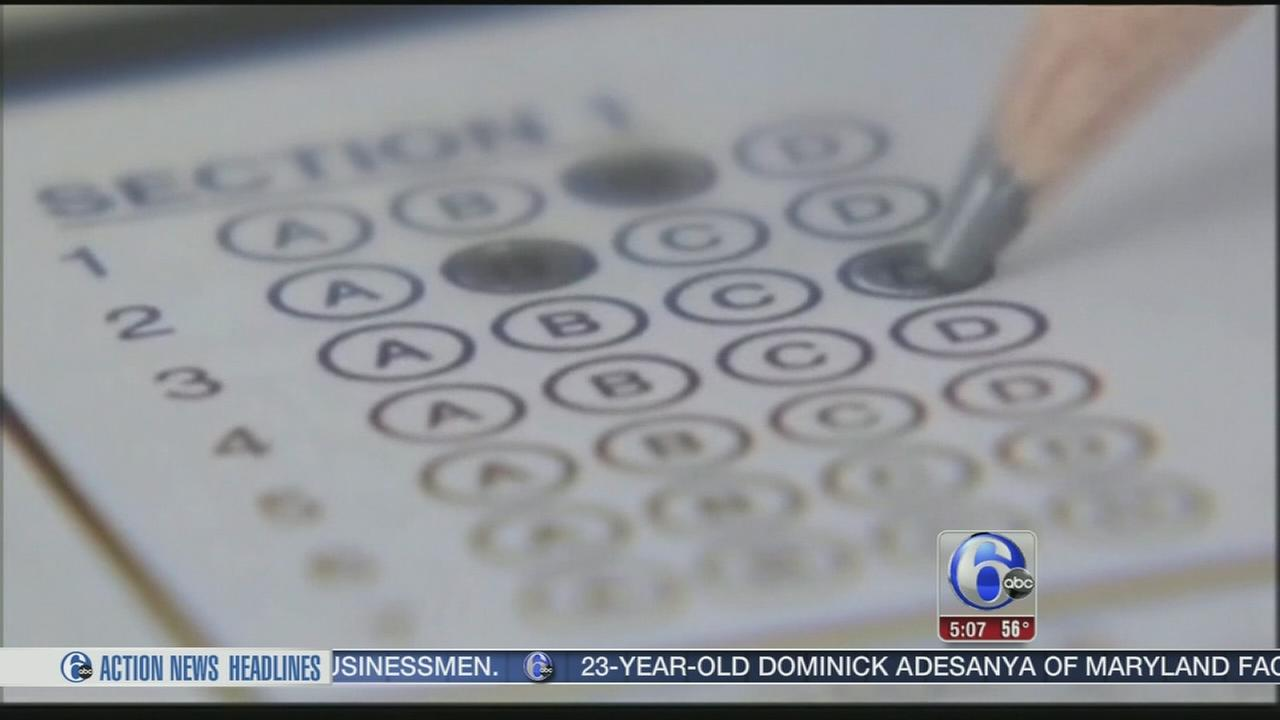 VIDEO: Missing test scores