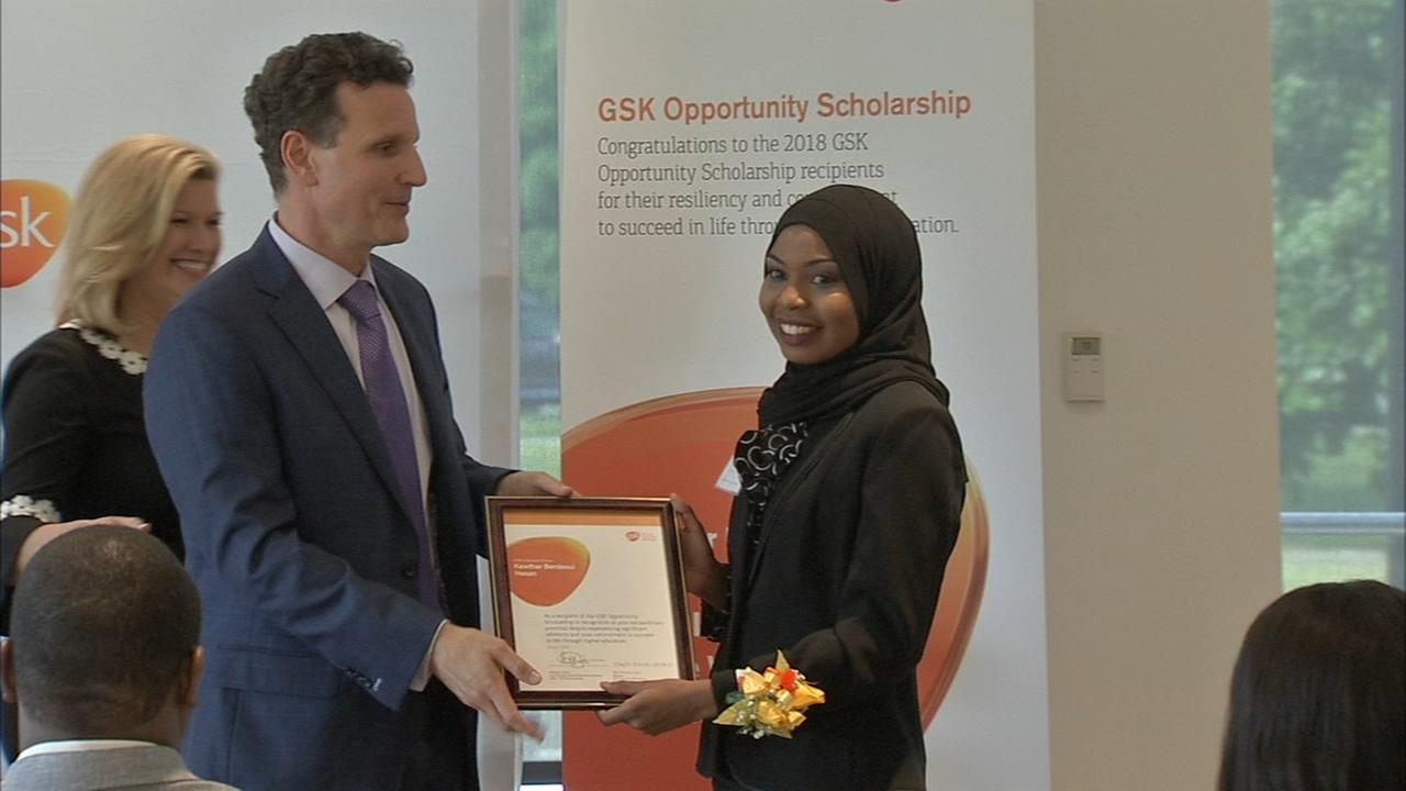 GSK awards Opportunity Scholarships