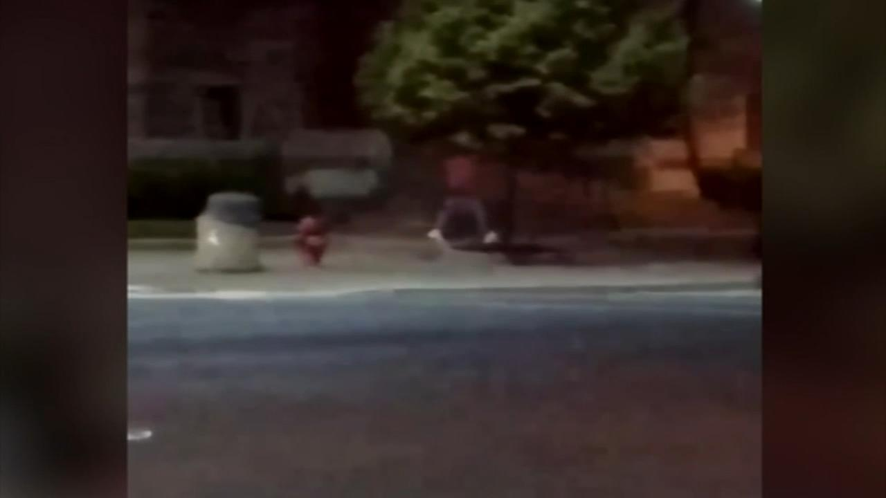 Shooting captured on cell phone video in Vineland