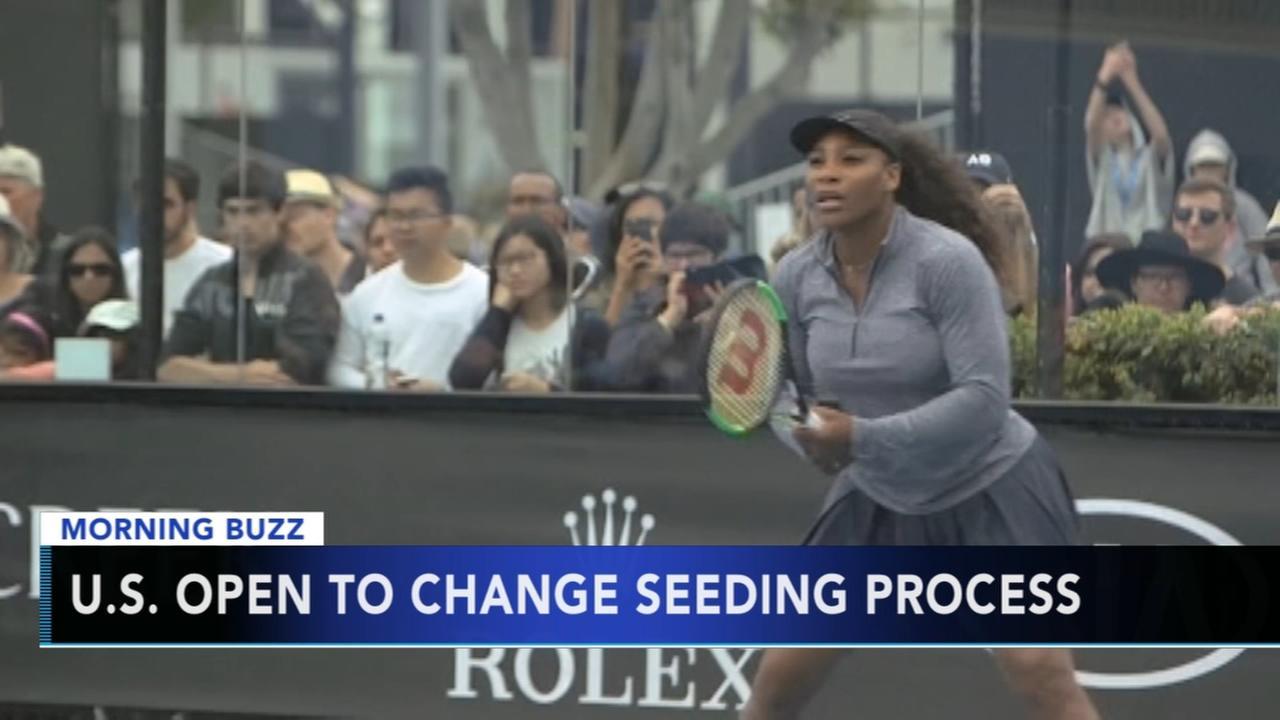 U.S. Open to change seeding process
